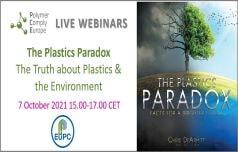 Terugkijken: webinar EuPC The Plastics Paradox - The Truth about Plastics & the Environment